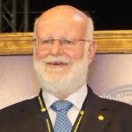 Antonio Luque recibe el Premio Internacional SolarWorld-Einstein