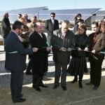 Grupo Solar del Valle construye en antiguo vertedero un parque de energía solar y laboratorio de I+D+i