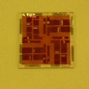 Ikerlan desarrolla el primer módulo fotovoltaico en plástico
