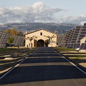 Nufri inaugura su planta de energía solar fotovoltaica de El Poal
