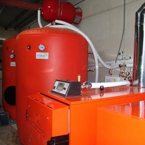 Prosolar desarrolla una innovadora aplicación industrial de energía solar térmica y biomasa