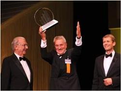 Udo Möhrstedt, CEO de IBC SOLAR, nombrado Emprendedor del Año