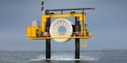 NS Power y OpenHydro despliegan una turbina mareomotriz en corriente en la Bahía de Fundy