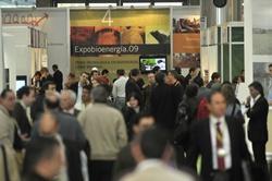 Aumenta el perfil profesional y el volumen de negocios en Expobioenergía'09