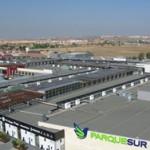 Parquesur inaugura su instalación de placas fotovoltaicas