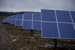 Se pone en servicio el parque solar de Deubach, Wettenhausen