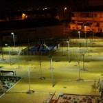 Pedanías murcianas instalan alumbrado LED para reducir un 70% el gasto energético
