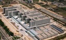 El nuevo hospital La Fe pionero en ahorro energético