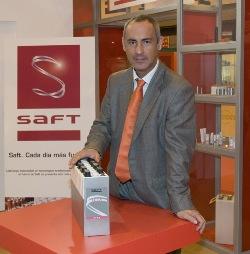 Saft Baterías presentará sus novedades de producto en MATELEC 2010