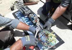 Roxtec acude a Matelec 2010 para buscar partners en los instaladores eléctricos