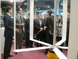 El ITE desarrolla un aerogenerador específico para entornos urbanos
