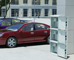 """Uriarte Safybox diseña el sistema CarGo, """"electrolineras"""" configurables para diferentes escenarios de uso"""
