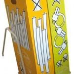 HIPERCOR y AMBILAMP se unen a favor del reciclaje de bombillas de bajo consumo y fluorescentes