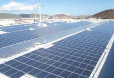 Inaugurada la planta fotovoltaica sobre cubierta más grande de Canarias