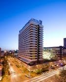 Philips inaugura en España una nueva tecnología LED en el hotel NH Eurobuilding