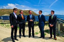 Gehrlicher Solar España presenta las nuevas instalaciones fotovoltaicas de 2064,96 kWp en Murcia