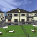 Itaroa, servicios de arquitectura, apuesta por la geotermia en nuevas viviendas unifamiliares de Cordovilla