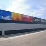 Parques Solares de Navarra pone en marcha un nuevo centro logístico