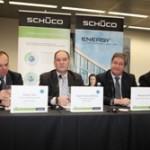 Schüco marca la hoja de ruta de la Arquitectura Sostenible en Energy³ Innovation-Days