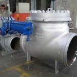 Tyco Flow control desarrolla válvulas de purga de vapor y de retención diseñadas a medida