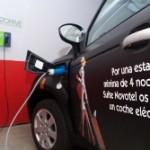 Suite Novotel, primer hotel de málaga en estrenar puntos inteligentes de recarga para vehículos eléctricos