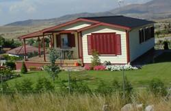 ABS aplica a sus casas de madera los cinco pilares del ahorro energético