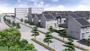La Smart Town de Panasonic busca los primeros inquilinos