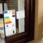TORINCO fabrica la primera ventana de madera de Clase Energética A