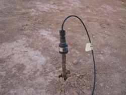 Estudio de vibraciones en el terreno de la central Termosolar Borges, de Abantia COMSA EMTE