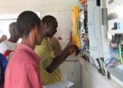 SMA y Azimut 360 mejoran las condiciones sanitarias de un hospital de Sierra Leona
