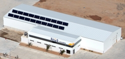 RÍOS Renovables Group construye en Valladolid una de las mayores plantas fotovoltaicas en cubierta de España, con casi 2 MW de potencia