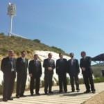 Energía eólica y solar para analizar el vino
