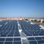 """Parques Solares de Navarra pone en funcionamiento el tejado solar """"Argamasilla"""""""