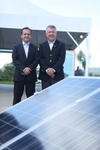 Martifer Solar firma un acuerdo con General Motors Brasil para la construcción de un proyecto en Joinville