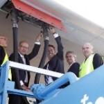 KLM vuela a Brasil con aceite de cocina reciclado