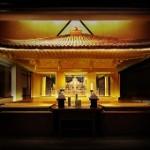 Toshiba ilumina con tecnología Led el templo de oro de Chuson-Ji, en Japón, declarado patrimonio de la humanidad por la UNESCO