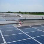 Conergy finaliza una instalación de 544 kW sobre una cubierta industrial en Italia