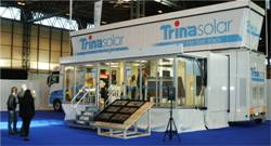 Trina Solar organiza un Roadshow para instaladores