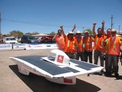 Carrera Solar Atacama Llega a San Pedro de Atacama
