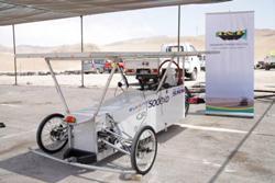 El equipo Mathaios comienza hoy la Carrera Solar Atacama en Chile con las mejores condiciones de preparación