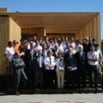 Premio a la Innovación de Sacyr para la casa solar SMLsystem, diseñada por estudiantes e investigadores de Arquitectura e Ingeniería de la Energía de la CEU-UCH