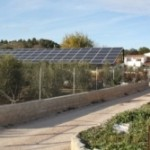Gehrlicher construye uno de los primeros proyectos de suministro eléctrico a una urbanización mediante tecnología solar en Murcia, con inversores SMA.