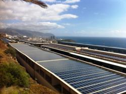 El segundo proyecto fotovoltaico más grande sobre cubierta en Canarias también contará con módulos Conergy