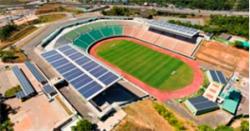 Neoenergia comienza la construcción de la planta solar en el estadio de fútbol de Arena Pernambuco, en Brasil