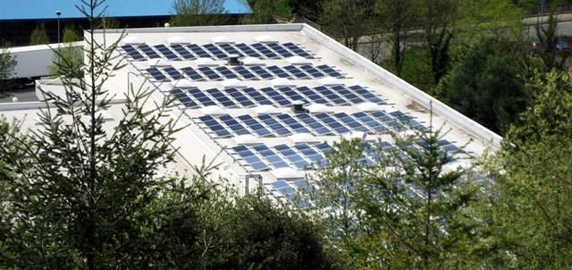 EKILOR finaliza la segunda instalación de Autoconsumo Fotovoltaico con venta de excedente de Euskadi.
