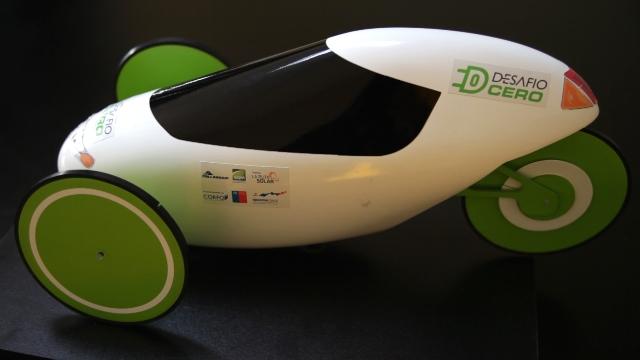 """La Ruta Solar lanza vehículo eléctrico """"VILTI"""""""