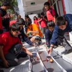 Autos solares miniatura se tomarán la Municipalidad Puente Alto