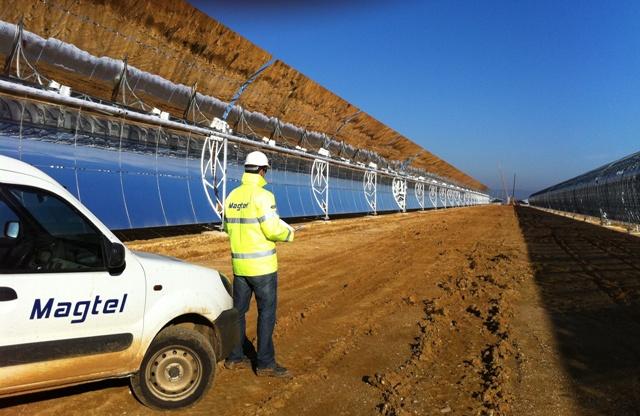 MAGTEL desarrolla un sistema de alarmas y una tecnología de predicción meteorológica para mejorar la eficiencia de plantas solares