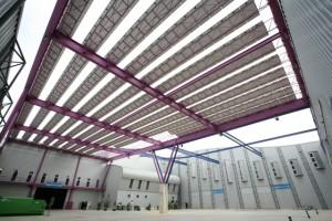 La planta solar del Palacio de Ferias y Congresos de Málaga evita en su primer lustro la emisión de 189 toneladas de co2 a la atmósfera