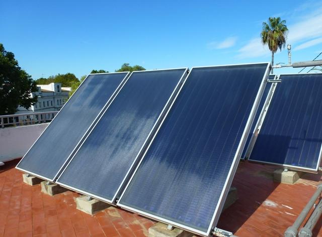 Las energías renovables en la edificación